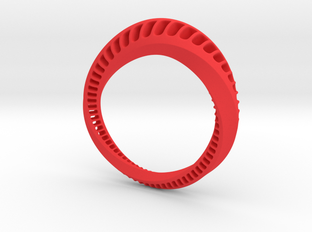 Torus Sculpture small 3d printed
