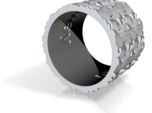 Stripper Ring Size 10 3d printed