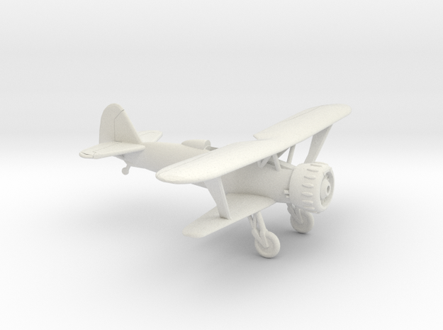 1/144 Henschel HS-123 without spats 3d printed