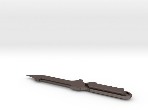 Stun Knife 3d printed