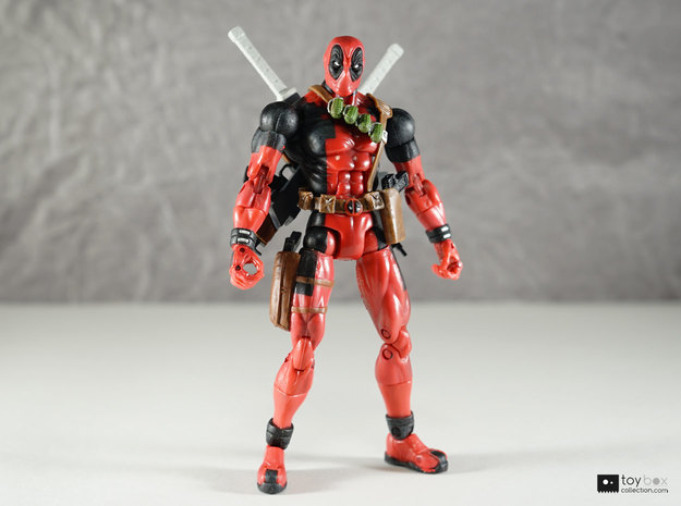 1:12 Katana for Marvel Legends Deadpool V2 (pair)