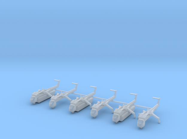 1/700 CH54 Tahre x 6 Off