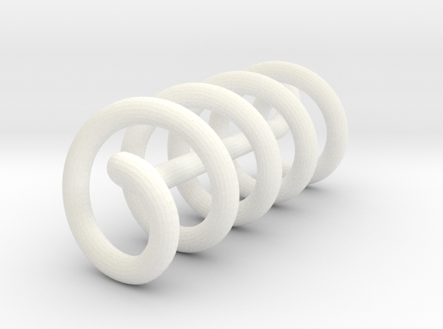Continuous Helix Large 3d printed