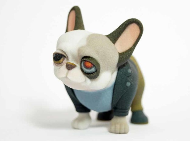 Frenchienator (Terminator Frenchie)