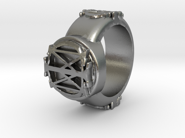 Majesty Dream Theater Ring (Size 10.2) 3d printed
