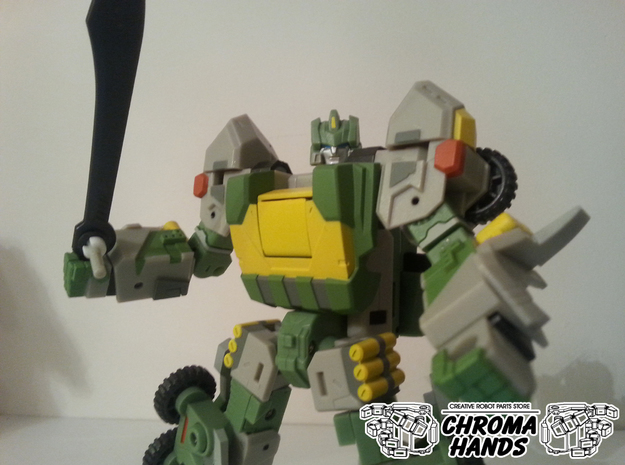 Fansproject Defender Washer Replacement Part 3d printed