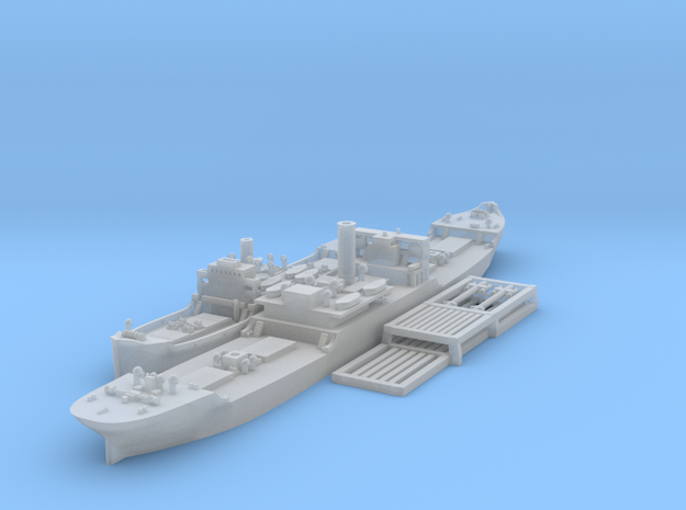 1/1800 EFC Freighters 1020 'Laker'and 1013