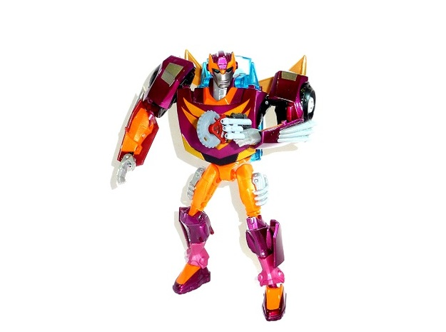 Buzzsaw for Animated Rodimus 3d printed