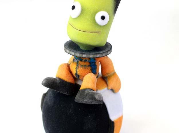 Stargazing Small 3d printed Stargazing Kerbal