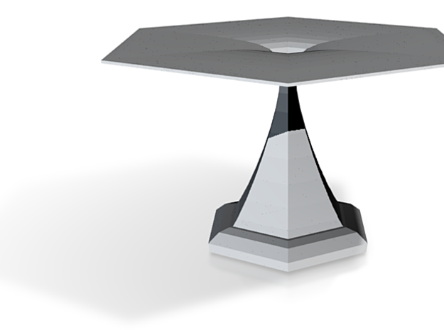 Small side table 3 3d printed