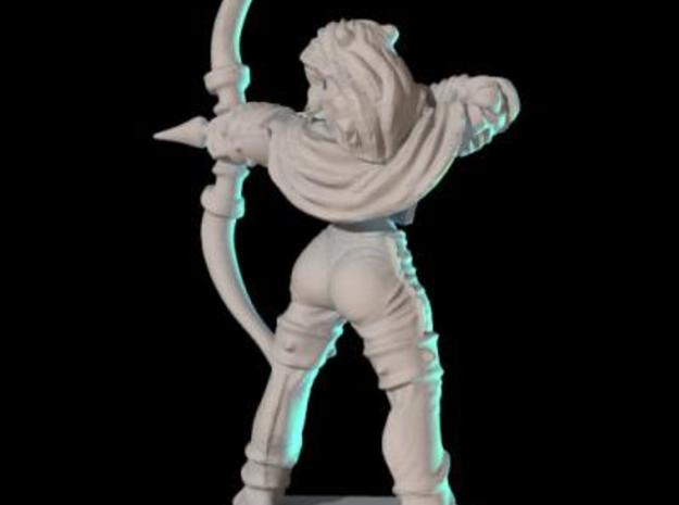 Archer 3d printed Description