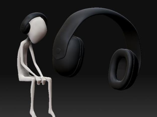 Headphones 3d printed Boom boom...