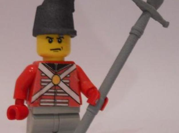 British Wellington Shako 3d printed Description