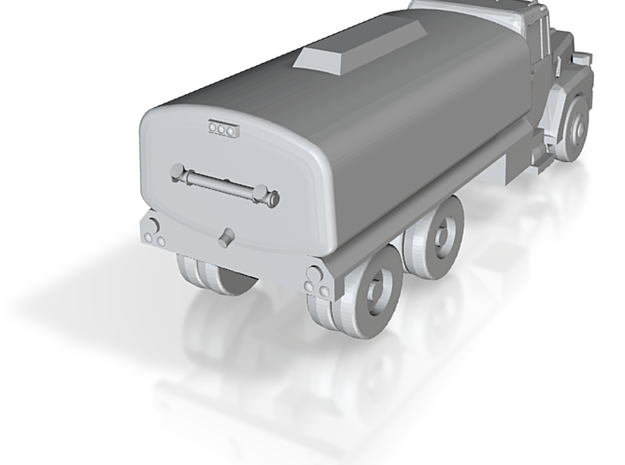 Mack Water Tanker - Zscale 3d printed