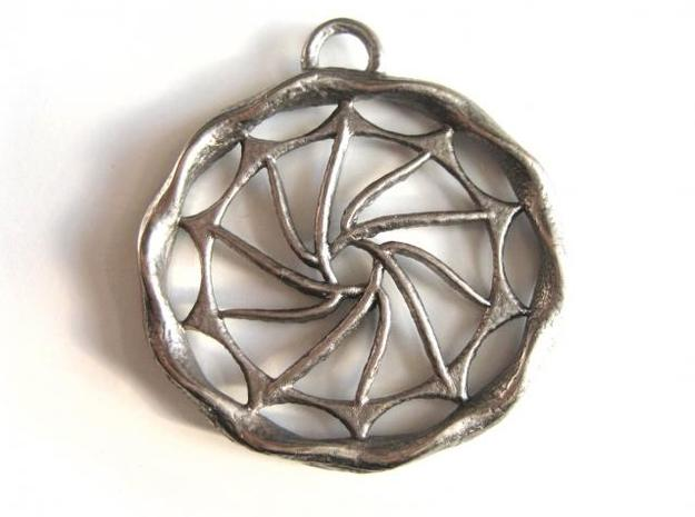 Sun Medallion 3d printed Sun Medallion