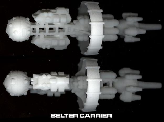 Belter Carrier 3d printed Belter Carrier in WS&F material.