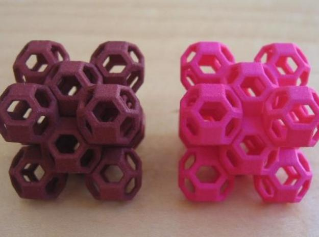 Nuclear Fusion Puzzle 3d printed Version 1 puzzles