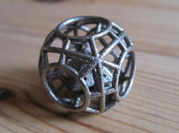 Rolling die 6-sided 3d printed Preview with DoF