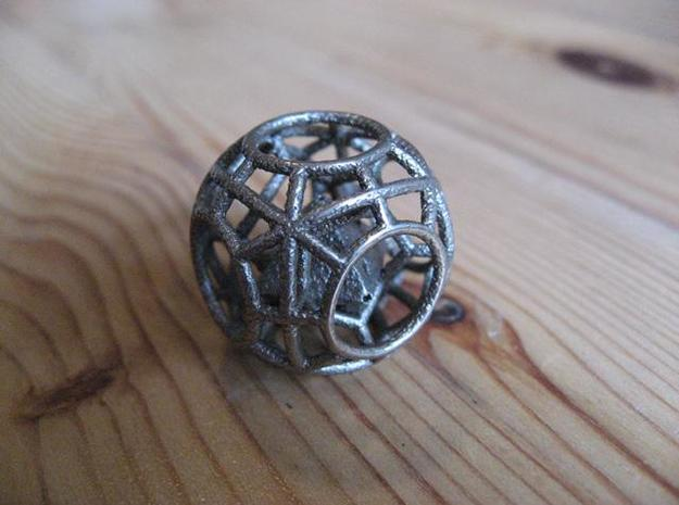 Rolling die 6-sided 3d printed Preview without DoF