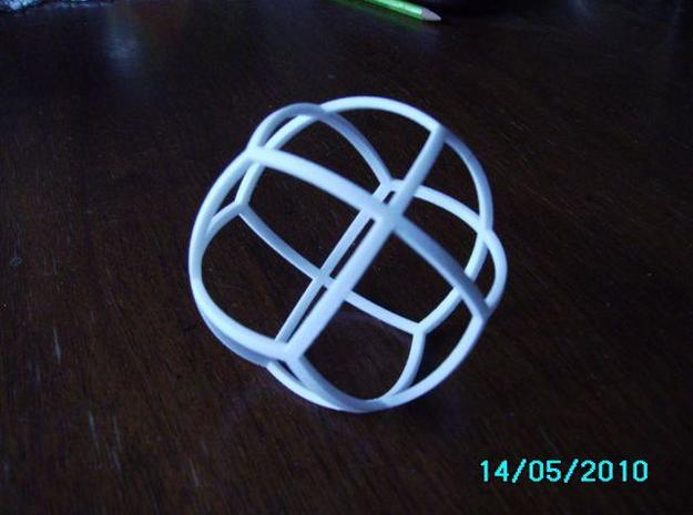 EDS CLOVER 3d printed Description