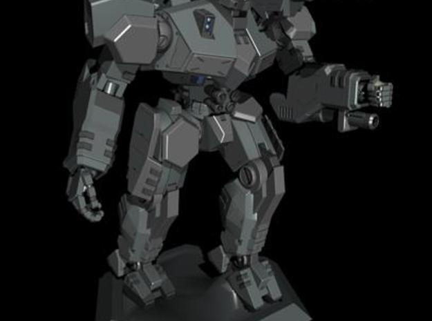 WHAM- King Sandman (1/285th) 3d printed Render of Model