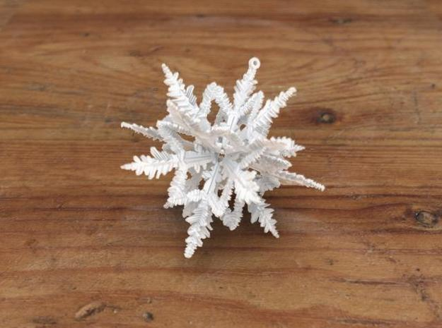 snowball1 3d printed Description