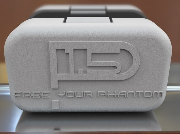 P1.5 Door - Free Your Phantom 3d printed