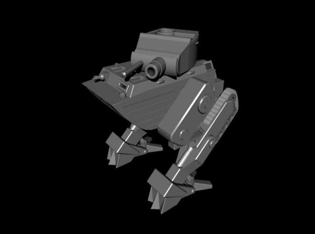 Work Sample for Company B- Amphibious Walker (1/56 3d printed Whole Tank