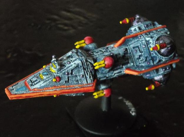VA302 Savage Nova Battleship 3d printed Painted model