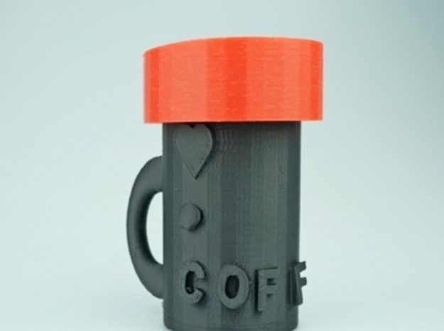 Coffee Holder 3d printed