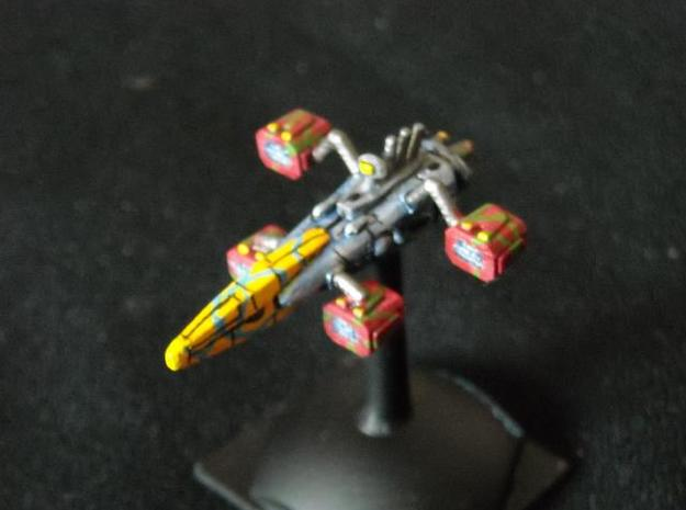 SSA105 Fusillade Destroyer 3d printed Painted model