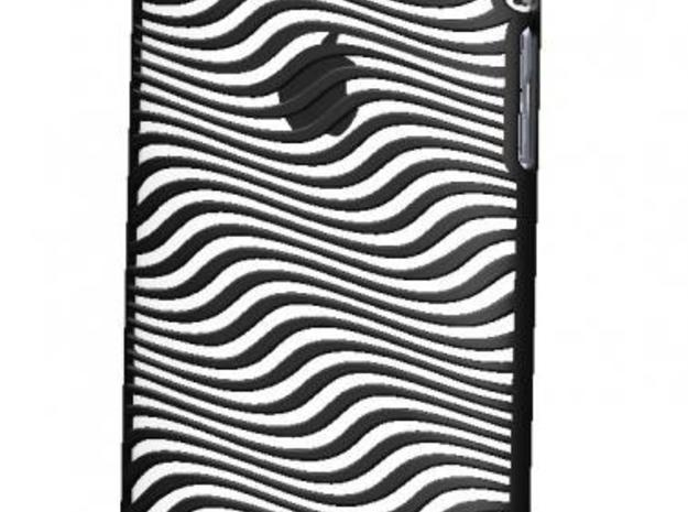 iPhone 3G 3Gs Case Waves 3d printed Description