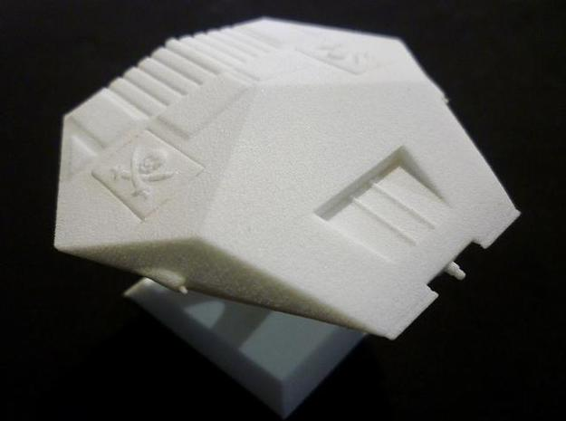 Asp Mark II Model Kit 3d printed snap1