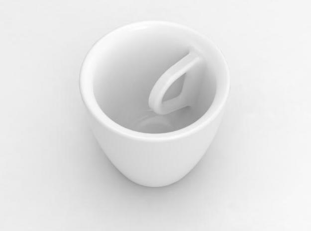 one cup a day | Day 11: Hard to Handle Cup 3d printed Hard to Handle