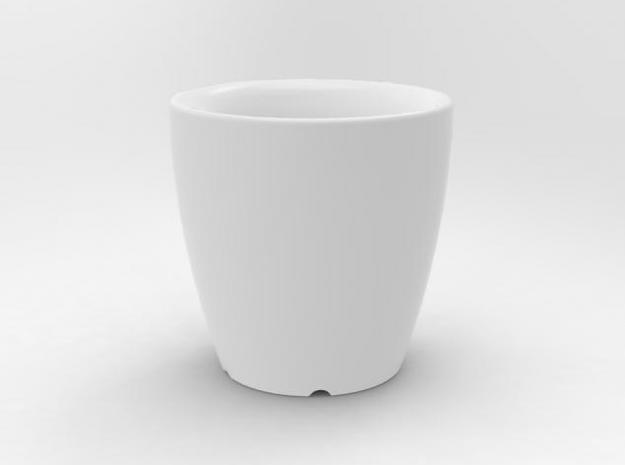 one cup a day | Day 11: Hard to Handle Cup 3d printed view