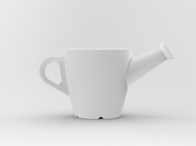 one cup a day   Day 20: Spouted Cup 3d printed front