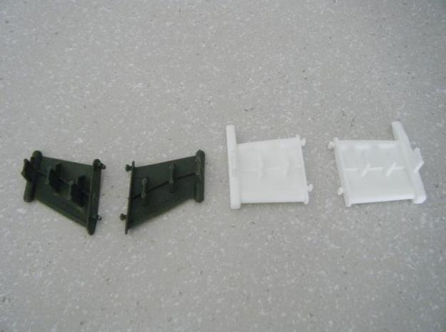 Dragonfly/Locust Upgrade Wings 3d printed Description