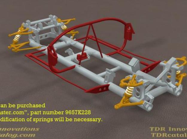 TDR 427 Roadster Suspension Kit 3d printed Description