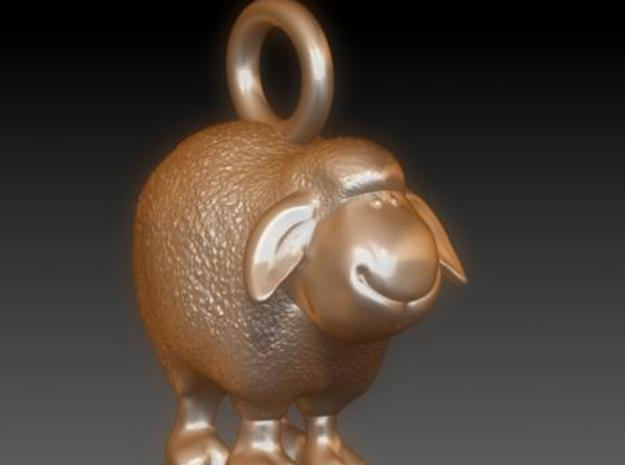 Black Sheep 3d printed 3D Model