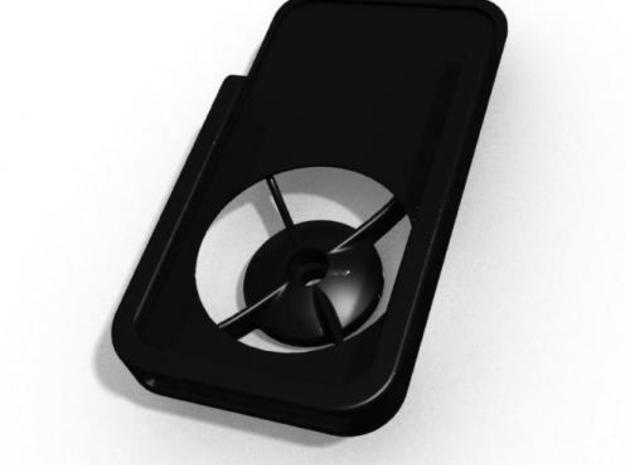 iPhone 4 Top Cap Bicycle Mount 3d printed Description