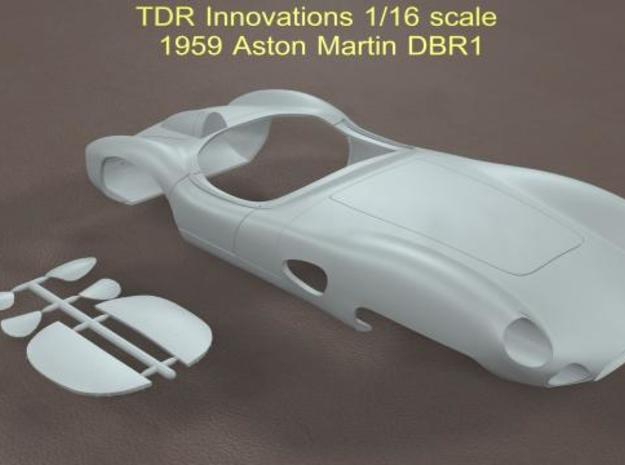 1/16 Aston Martin DBR1 3d printed Description