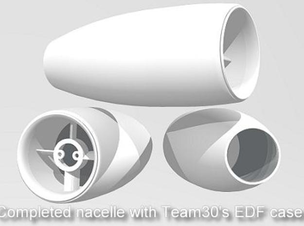 30mm EDF Nacelle 3d printed