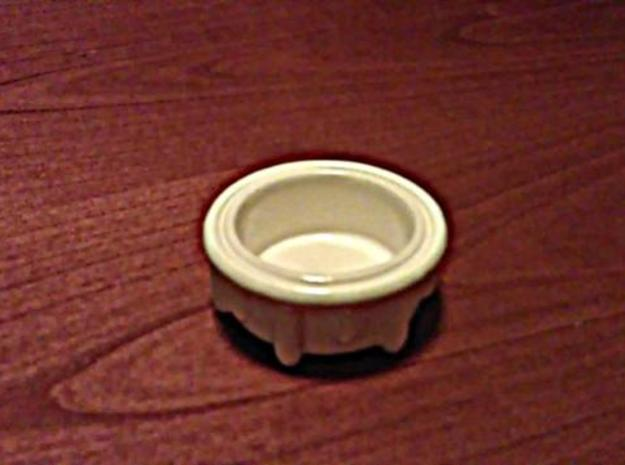 Tealight Holder 3d printed Empty