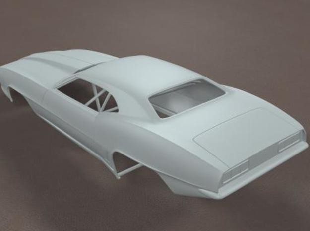 1/16 Scale Pro Modified 1969 Camaro 3d printed