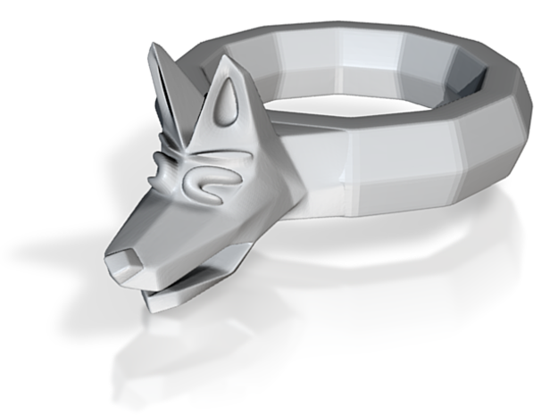 Dog Ring D20 3d printed