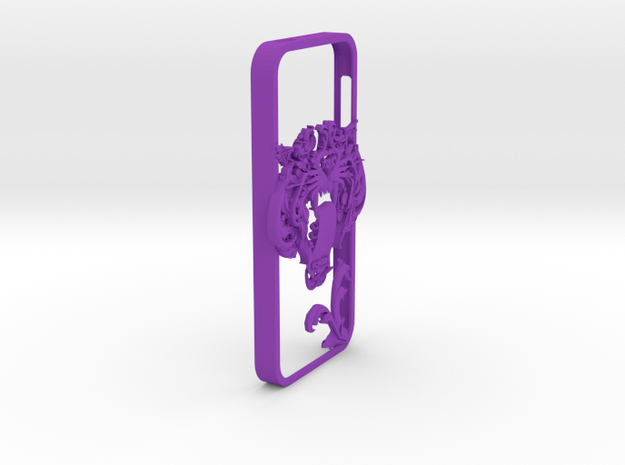FLYHIGH: Tory Tiger iPhone 5 Case 3d printed