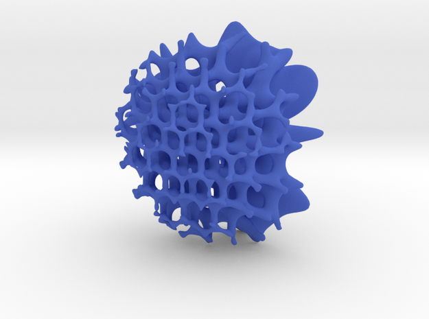 Implicit Surface C 3d printed
