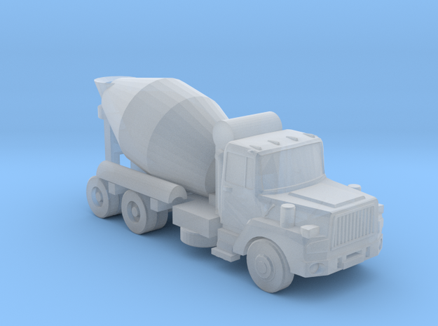 Mack Cement Truck - Z scale