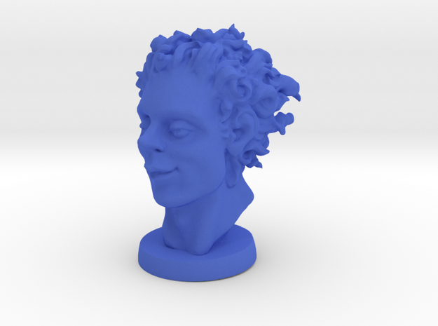 The Kid In April 3 Inches Tall 3d printed