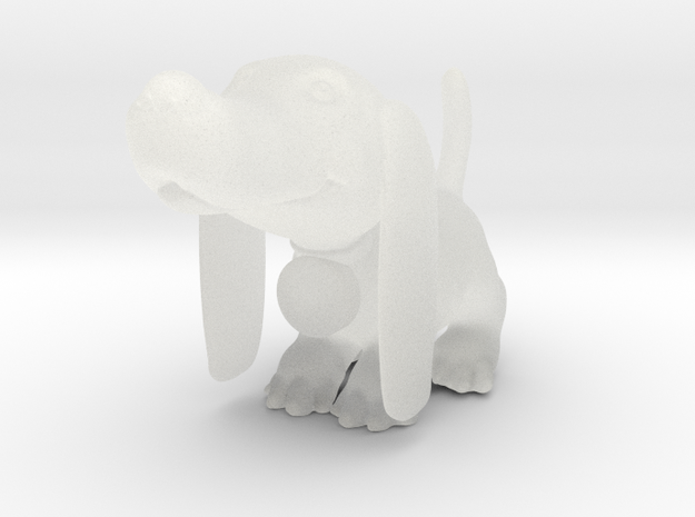 Doxie: Cute Pup 3d printed